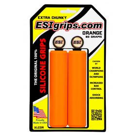 ESI Extra Chunky Grips orange